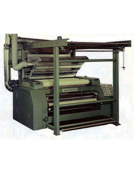 Corduroy Waxing Glazing machine