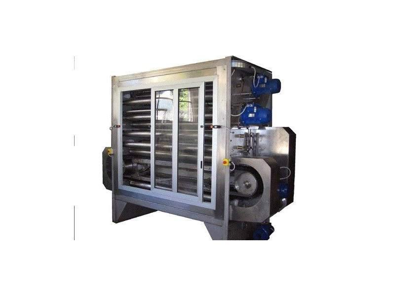 New wet brushing machines for wet corduroy brushing process Carù - 1