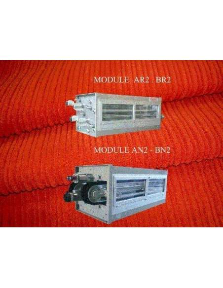 New wet brushing machines for wet corduroy brushing process Carù - 4