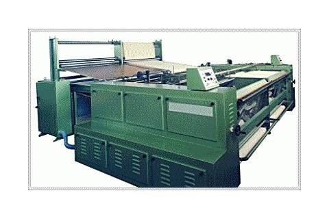 Velvet Cutting machine