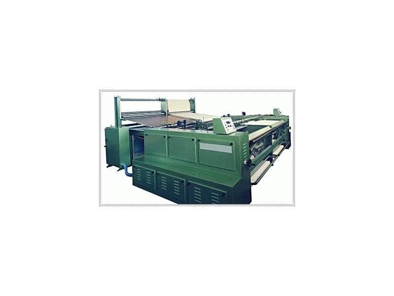 Velvet Cutting machine Carù - 1