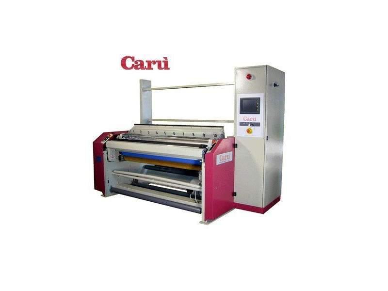 Corduroy Cutting m/c Avant Garde Carù - 1