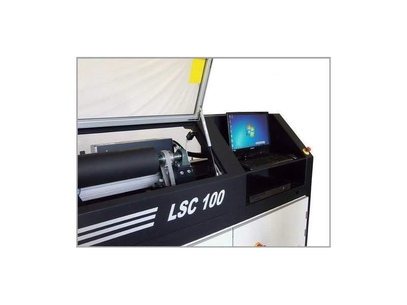 3D LASER ROLLER ENGRAVING for pattern sueding Carù - 1