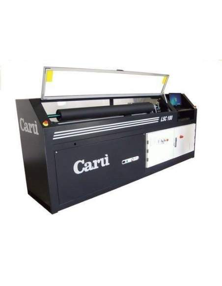 3D LASER ROLLER ENGRAVING for pattern sueding Carù - 8