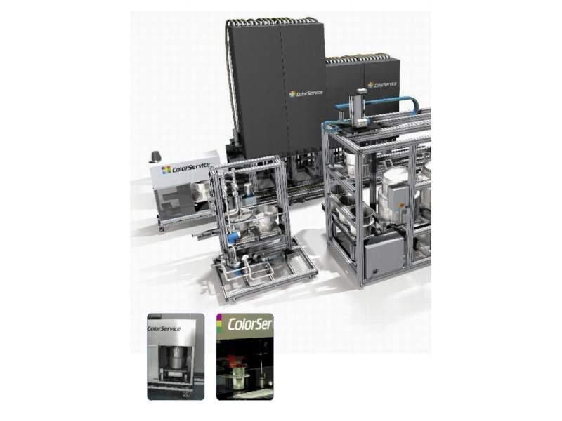 Sistemi automatici di dosaggio  - 1