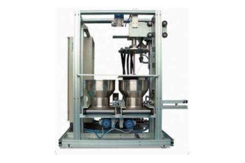 Dissolving system for powder dyestuffs, model SCC