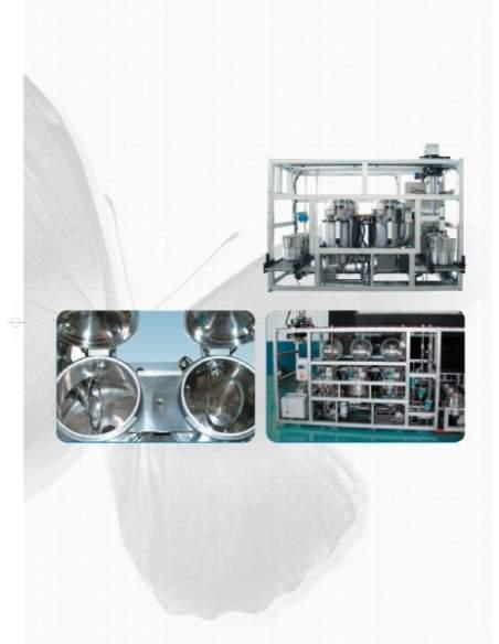 Sistemi automatici di dissoluzione coloranti  - 6