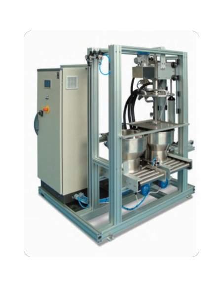 Sistemi automatici di dissoluzione coloranti  - 7