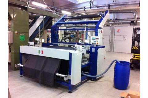 T-2L Overlock for inkjet preparation and hot cutting