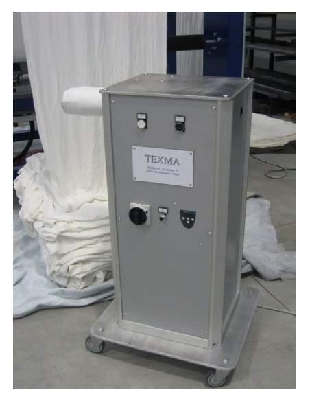 Macchina per la cucitura a sacco mod. T-DP-24 Texma srl - 4