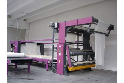 MACHINES FOR PREPARATION OF RAW FABRIC
