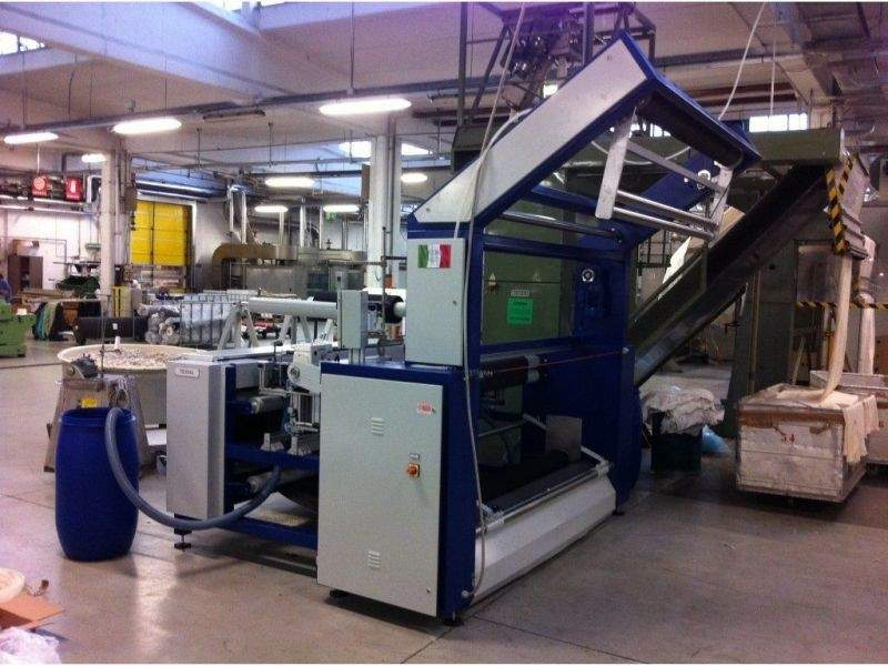 Overlock automatic sewing line - Suitable for inkjet preparation T-2L Texma srl - 1