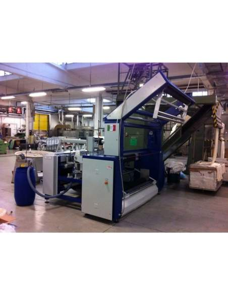 Overlock automatic sewing line - Suitable for inkjet preparation T-2L