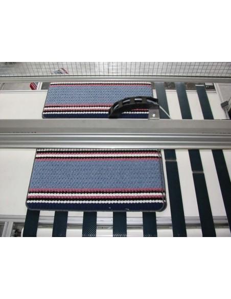 T4L - Linea automatica per taglio e bordatura tappeti sui 4 lati Texma srl - 3