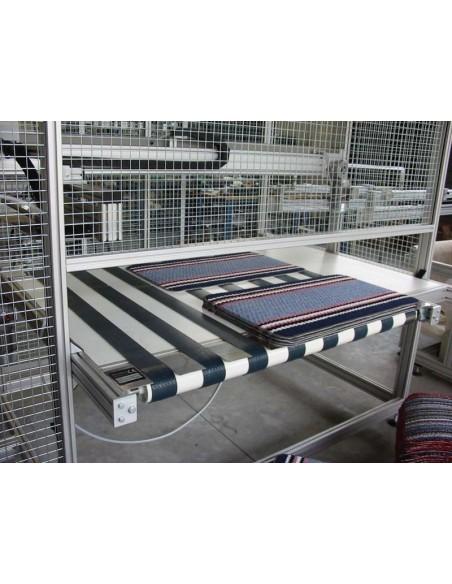 T4L - Linea automatica per taglio e bordatura tappeti sui 4 lati Texma srl - 10