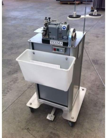 T-CM movable carriage with Merrow or Juki Texma srl - 4