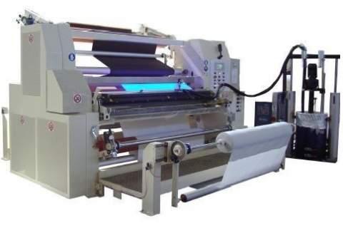 Testa di resinatura e accoppiamento Hotmelt modello PUR-4