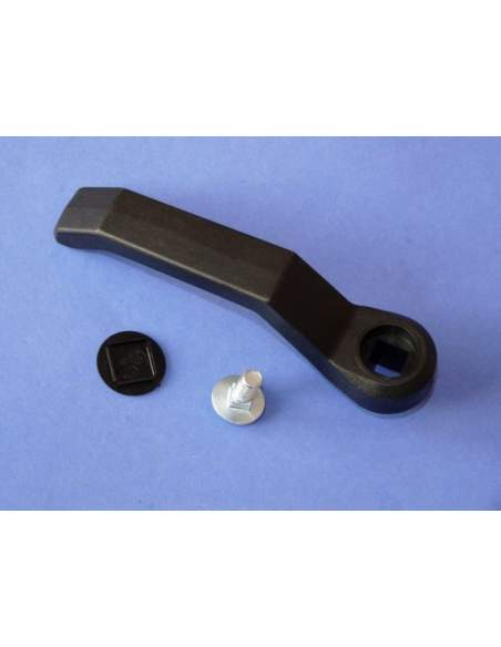 Maniglia per pannello laterale rameuse 130 mm  - 2