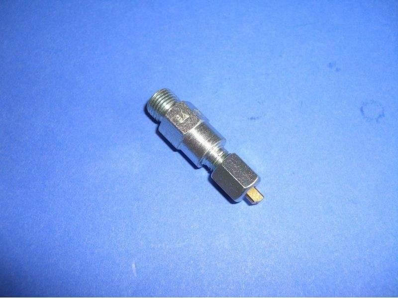 valvola di dosaggio per lubrif. catena impulsi Y5 da 50 mm 3 / ciclo  - 1