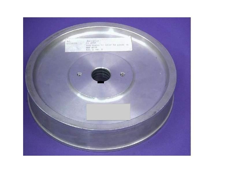 ruote in alluminio x agugliatura ram babcock  - 1