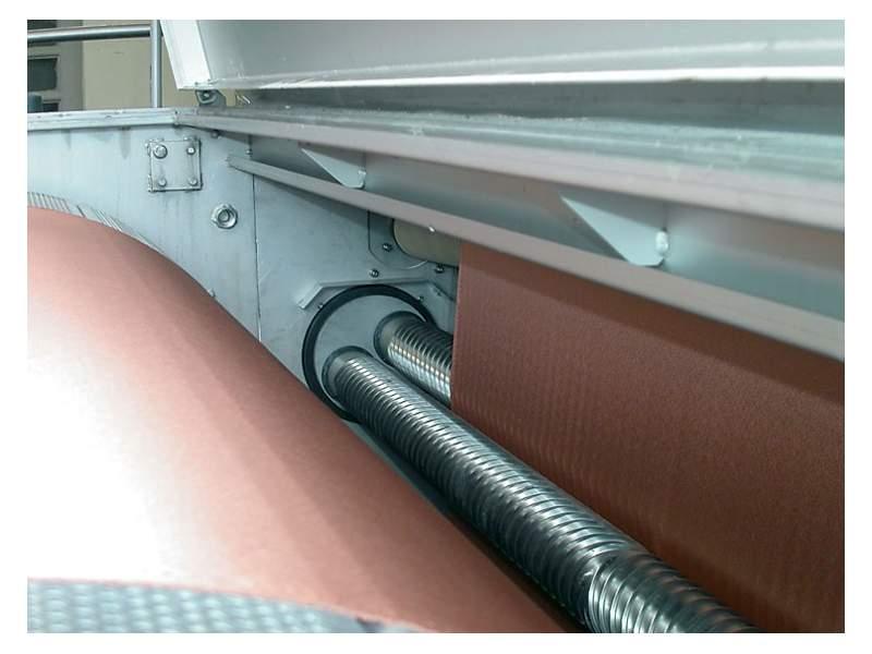 DAG IV allargatore interno vasche lavaggio Corino