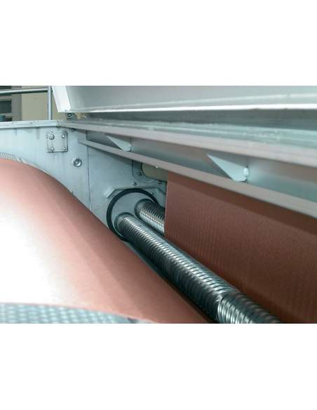 DAG IV double expander for wet Corino