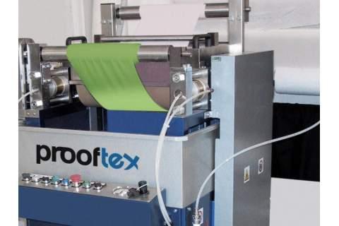 Laboratory dye-pad ProfTEX