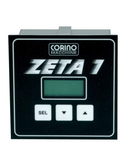 Zeta1 Electronic control the shifting of the selvedges Corino