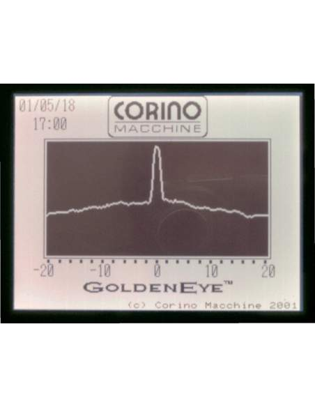 GOLDENEYE moduoo per seguire automaticamente uno scarto d'ago Corino