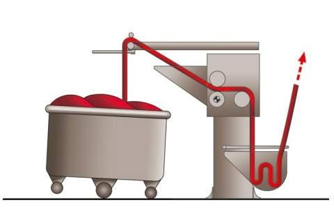 ROPE DE-WATERING Corino