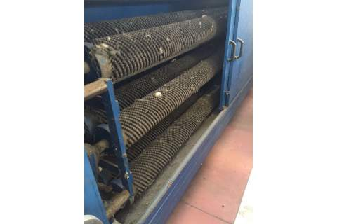 n.2 brushing units Vollenwider
