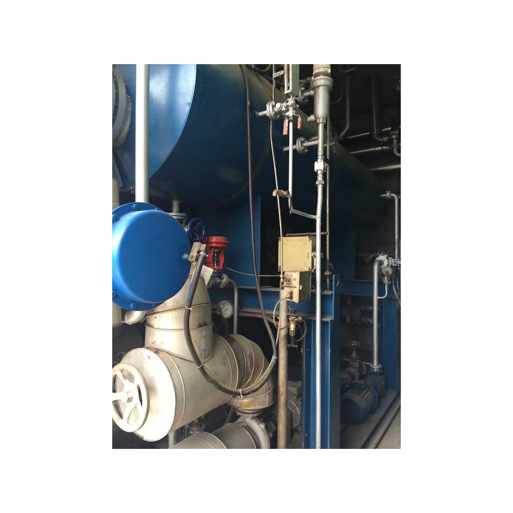 used oil boiler babcock wanson evaporator, oil boiler steam evaporator