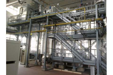 Steam boiler NEOTERM