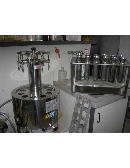 n.2 apparecchi bagnomaria da laboratorio Ugolini