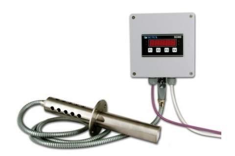 Sensore per controllo umidità aria esausta SETEX.EH80