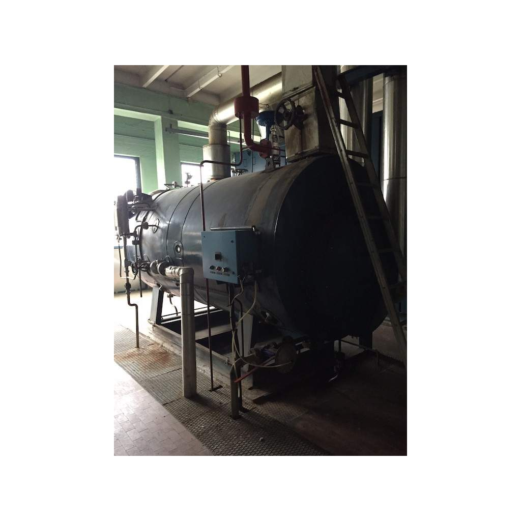 Oil boiler Bono for sale, used oil Boiler, boiler with evaporator used