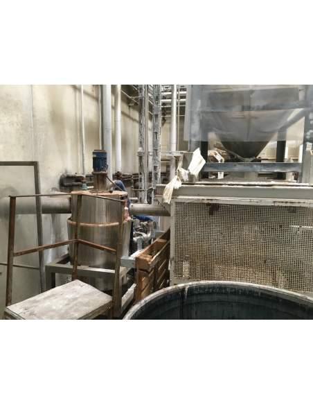 Impianto di scioglitura e distribuzione sale Colorservice