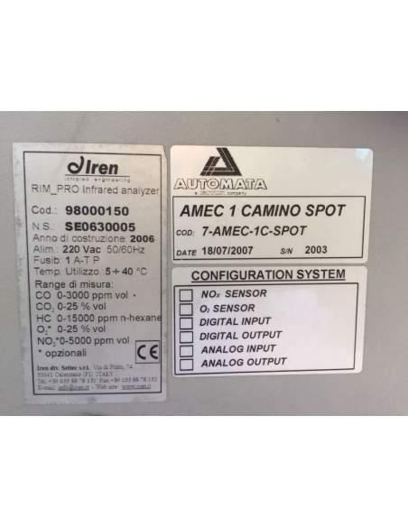 Analizzatore AMEC