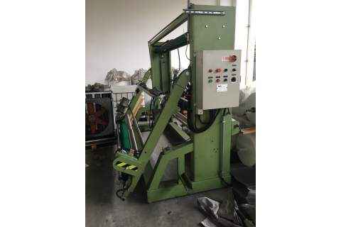 Folding unit MTG preparation machine