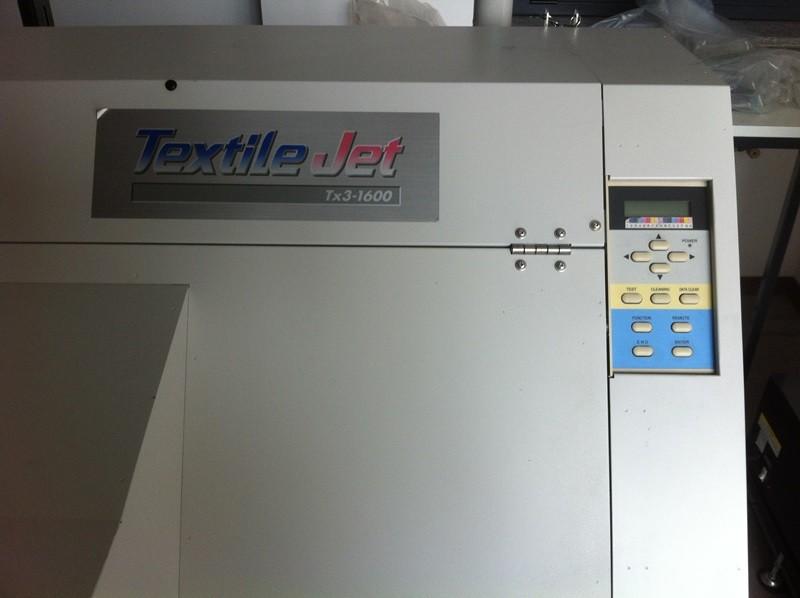 Mimaki TX3 Ink jet digital printing machine - Comotrade used