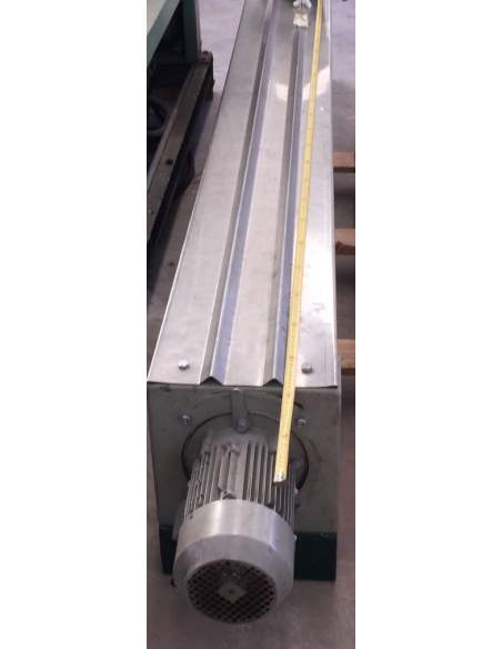 Expanding rolls group of 2 cylinders inox