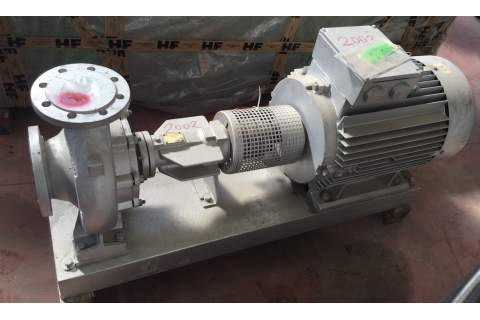 Oil pump KSB for boilers