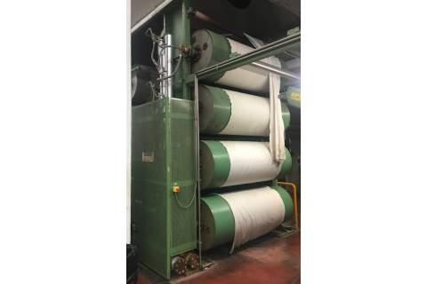 Asciugatoio a cilindri Wumag