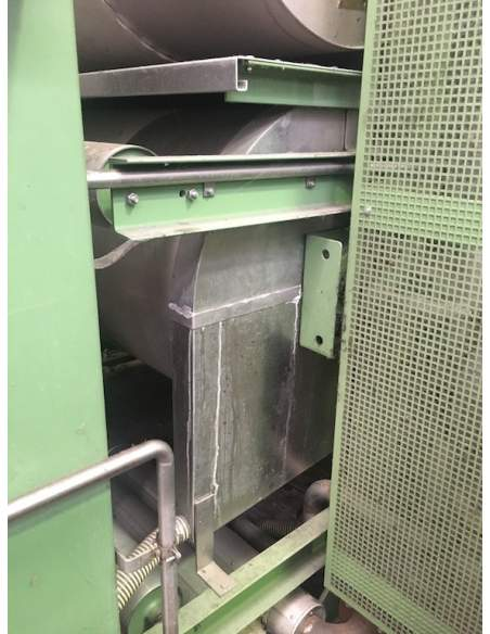 Drum drier Wumag
