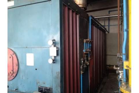 Therma oil boiler