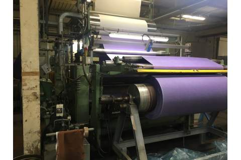 Kusters Dye Padder ww 1800mm