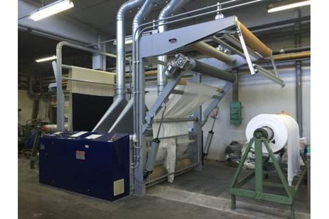 Stamperia Emiliana carbon brushing machine