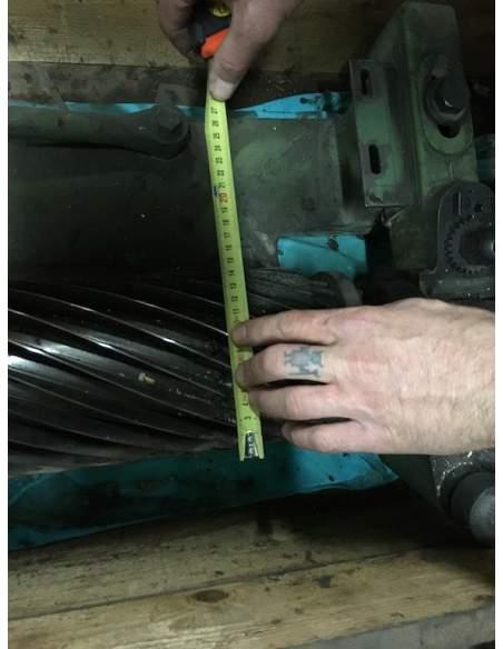 Lafer 2 x gruppo taglio cimatrice