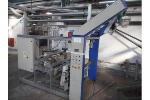 Automatic BAG TACKING system, no triangle T-DP-24
