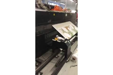 Stampante digitale ink jet, DUPONT ICHINOSE